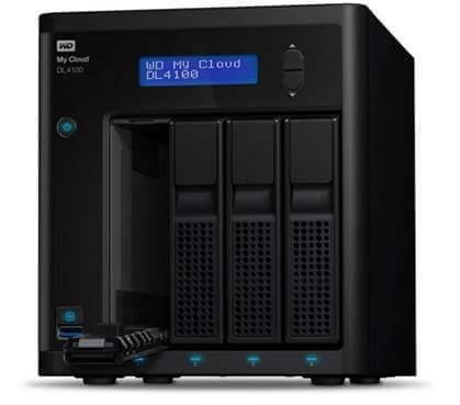 WD NAS-based VM Backup Appliance Boosts Performance
