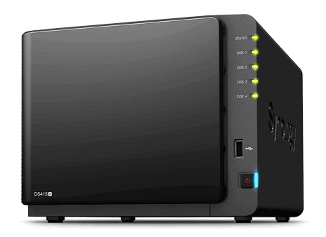 Synology VM Backup Appliance saves storage space