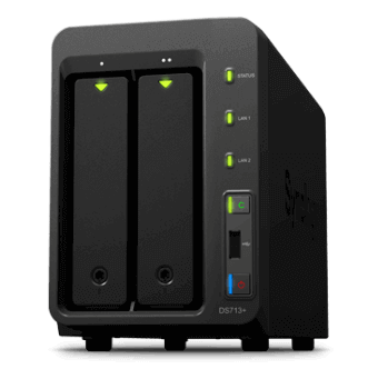 Synology VM Backup Appliance Saves Budget