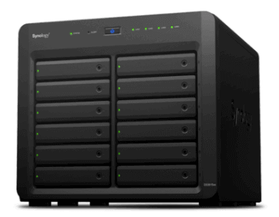 VM Backup Appliance absed on Synology NAS Boosts Performance