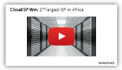 Clod Service Provider's Win in Africa