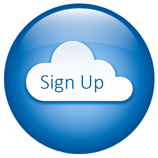 cloud provider sign up